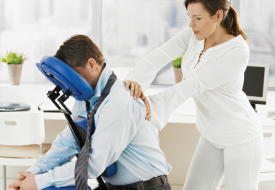 Parenthèse «Amma» (massage assis)