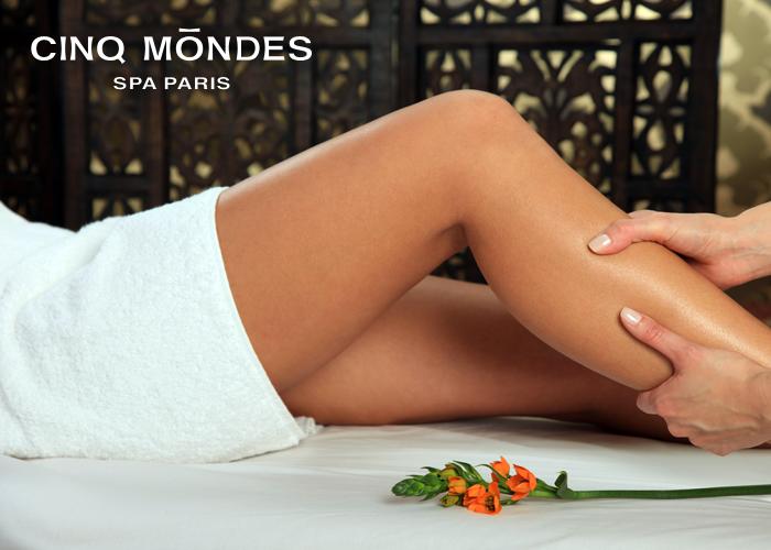 Massage-bien-être «Délassant des jambes»