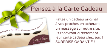 Carte cadeau Massage Amiens