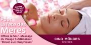 Idée Cadeau pour la Fête des Mères Salon Massage Amiens