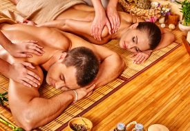 Massage Bien-être Oriental Traditionnel en duo