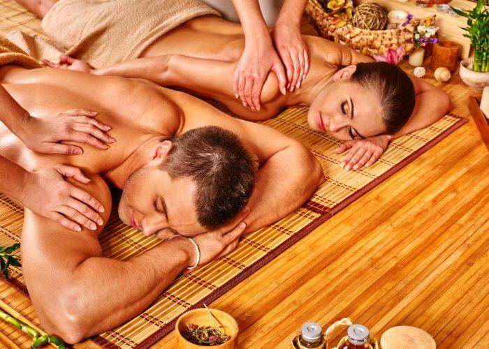 Massage-Bien-être Oriental Traditionnel en duo