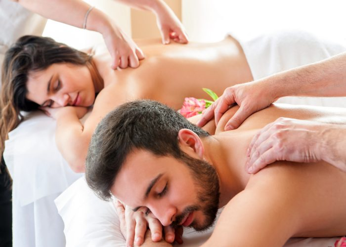 Massage-bien-être Ayurvédique en duo