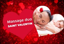 Massage en duo Saint Valentin
