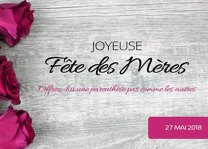 OFFRE TERMINÉE : Soin-Massage du Visage Sublimateur «Fête des Mères»