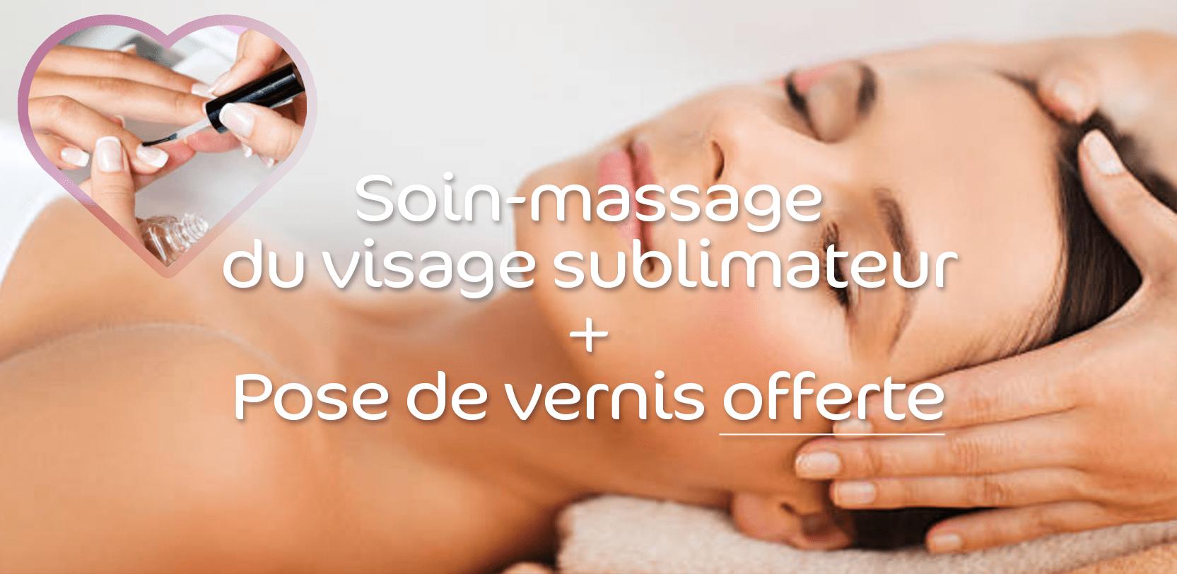 massage visage fête des Mères
