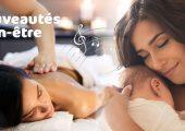 Nouveaux soins massages bien-être