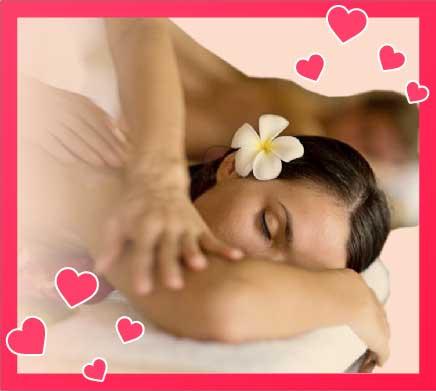 Massage bien-être Balinais