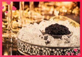 Soin précieux à l'extrait de caviar et champagne