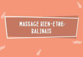 Massage Bien-être Balinais | Fête des Pères